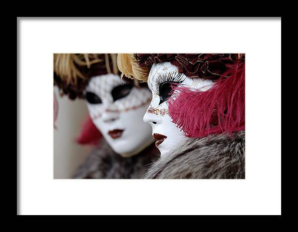 Venice Framed Print featuring the photograph 2015 - 1594 by Marco Missiaja