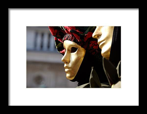 Venice Framed Print featuring the photograph 2015 - 2113 by Marco Missiaja