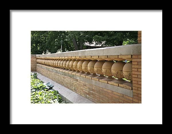 Fence Framed Print featuring the photograph 31 Balls by Robert Joseph