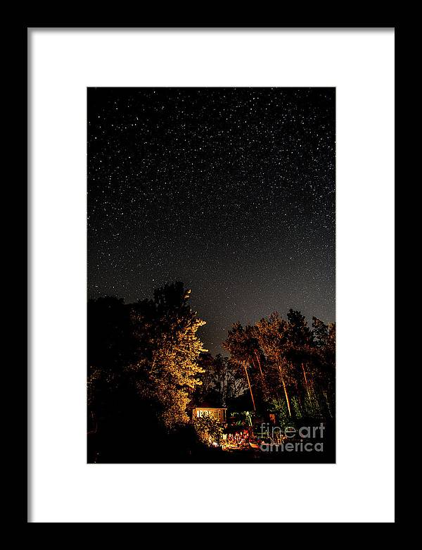 Framed Print featuring the photograph 32134454 by Chuck Alaimo