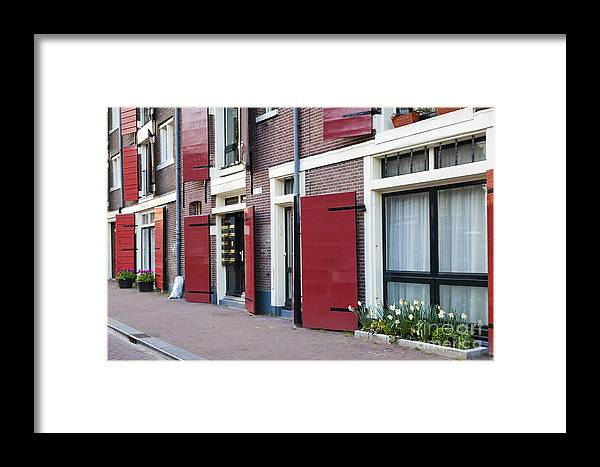 Age Framed Print featuring the photograph Amsterdam by Andre Goncalves