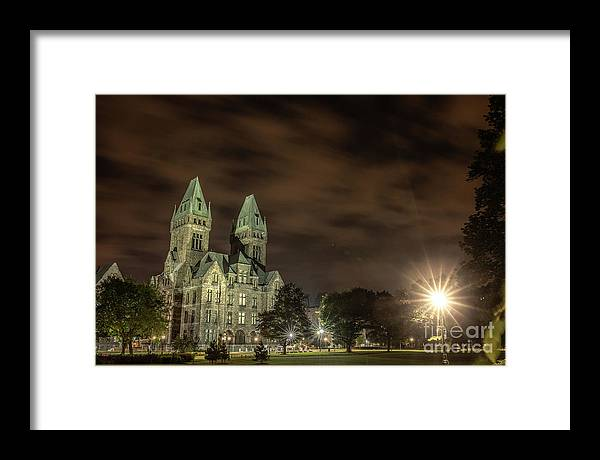 Framed Print featuring the photograph 366541 by Chuck Alaimo