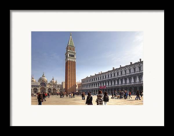 Venice Framed Print featuring the photograph Venezia by Joana Kruse