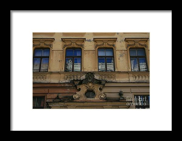 Riga Framed Print featuring the photograph Magnificent Riga by Valia Bradshaw