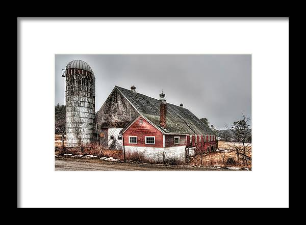 Afternoon Framed Print featuring the photograph Stands with Dignity by Richard Bean
