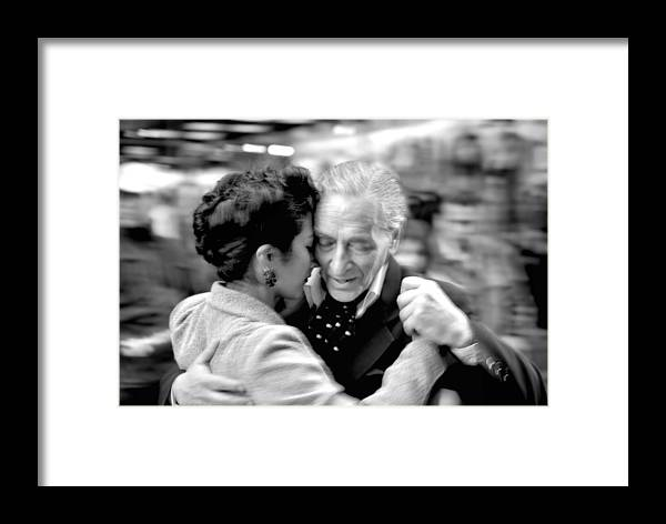 Tango Framed Print featuring the photograph The Last Tango by Kenneth Mucke