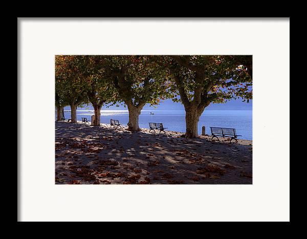 Ascona Framed Print featuring the photograph Ascona - Lake Maggiore by Joana Kruse