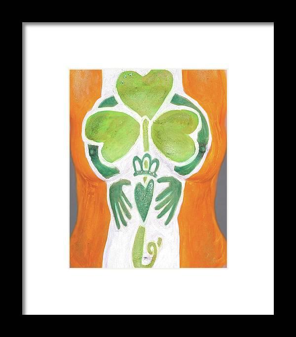 Hadassah Greater Atlanta Framed Print featuring the photograph 5. Jamie Sichel, Artist, 2017 by Best Strokes - formerly Breast Strokes - Hadassah Greater Atlanta