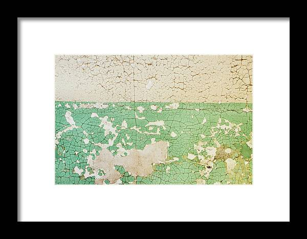 Eastern Framed Print featuring the photograph Prison Wall Texture by JAMART Photography