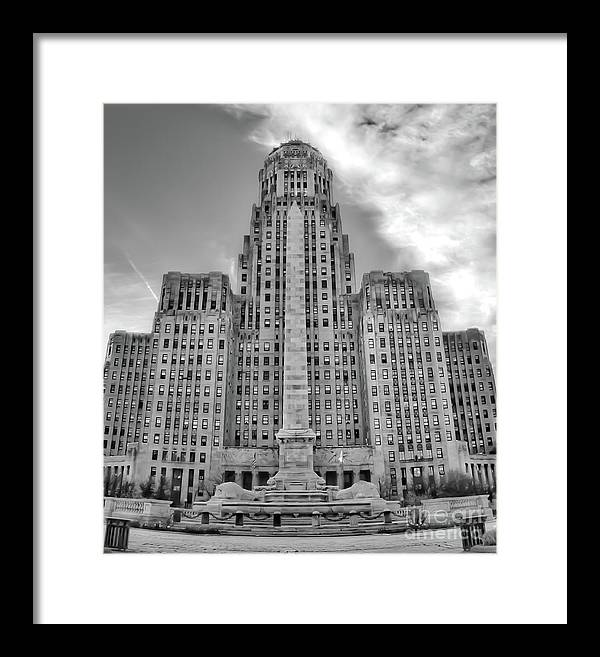 Framed Print featuring the photograph 55565ff by Chuck Alaimo