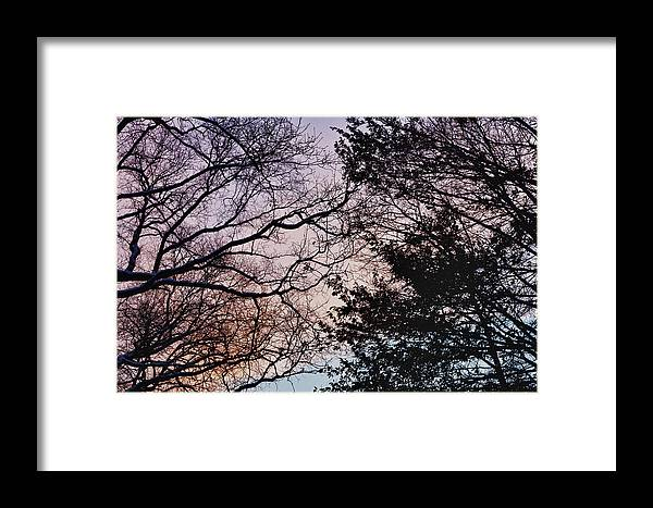 Sunset Framed Print featuring the photograph Sunset And Early Evening Nyc by Robert Ullmann