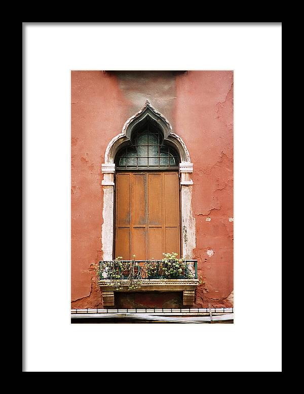 Window Framed Print featuring the photograph Untitled by Kathy Schumann