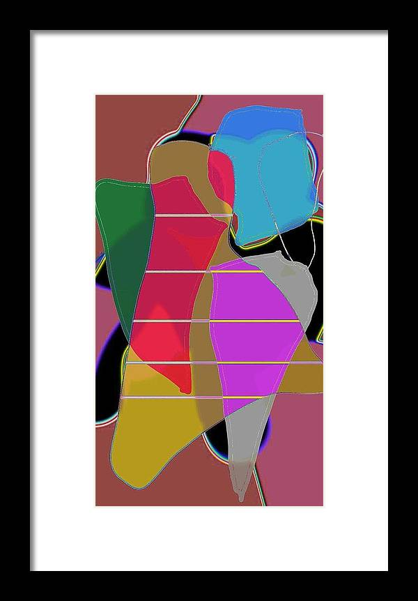 Jgyoungmd Framed Print featuring the digital art 612511 by Jgyoungmd Aka John G Young MD