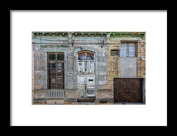 618 Or 276; Cuba Framed Print featuring the photograph 618 Or 276 by Erron