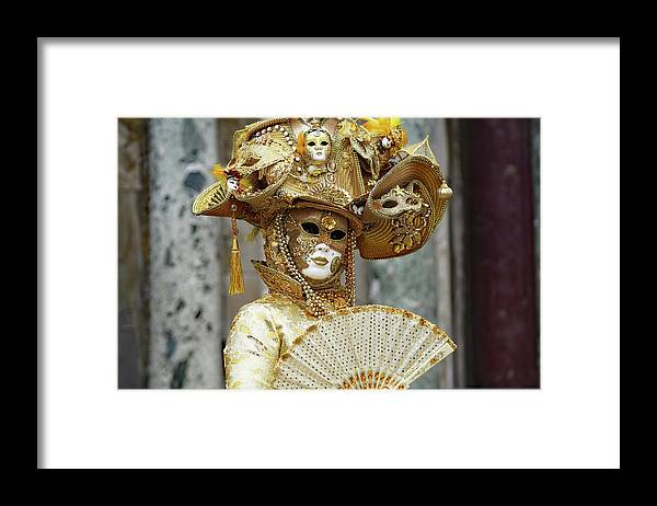Venice Framed Print featuring the photograph 6222 - 2017 by Marco Missiaja