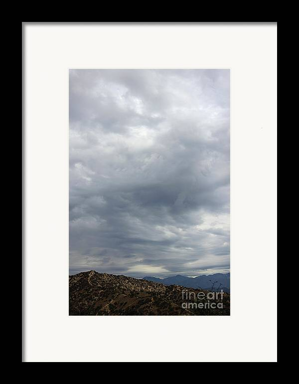 Griffith Observatory Framed Print featuring the photograph Untitled by Chiara Corsaro