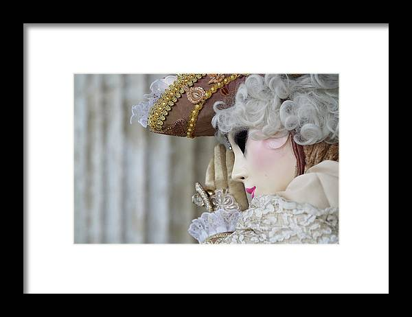 Venice Framed Print featuring the photograph 6732 - 2017 by Marco Missiaja