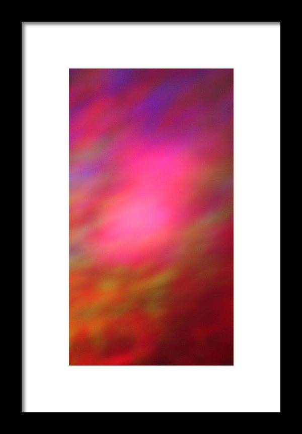 Brightest Framed Print featuring the photograph 7-6-18 #8 by Mark Mulier