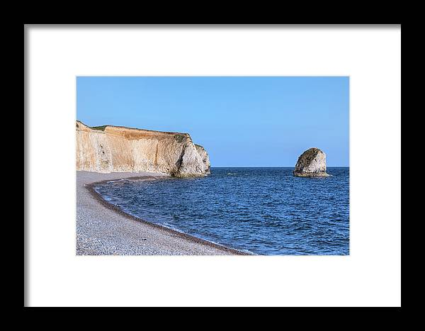 Isle Of Wight Framed Print featuring the photograph Isle Of Wight - England by Joana Kruse