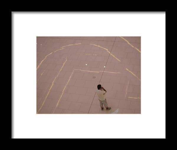 Minimalist Framed Print featuring the photograph Minimalist Art by Nann Photography
