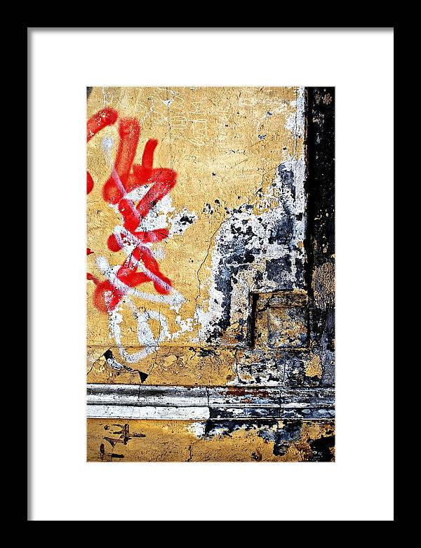Wall Framed Print featuring the photograph Untitled by Vadim Grabbe