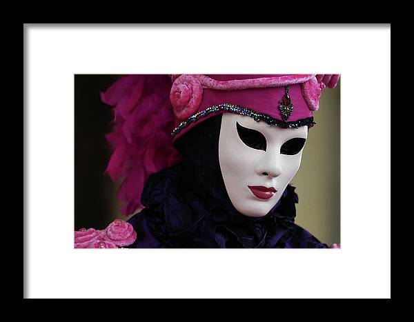 Venice Framed Print featuring the photograph 7006 - 2017 by Marco Missiaja