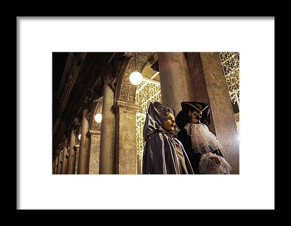 Venice Framed Print featuring the photograph 7184 - 2017 by Marco Missiaja