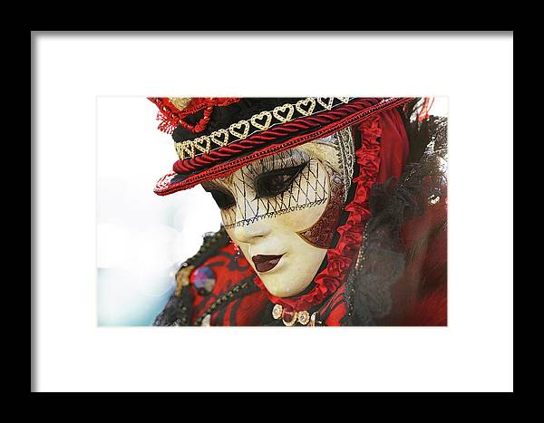 Venice Framed Print featuring the photograph 7432 - 2017 by Marco Missiaja