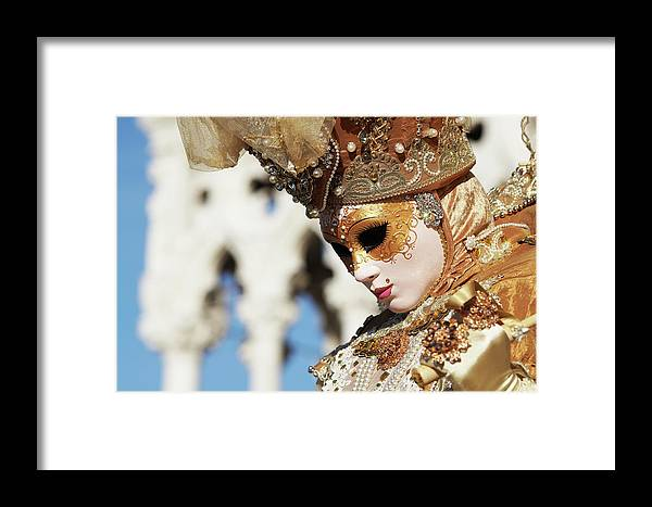 Venice Framed Print featuring the photograph 7459 - 2017 by Marco Missiaja