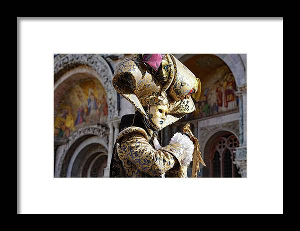 Venice Framed Print featuring the photograph 7519 - 2017 by Marco Missiaja