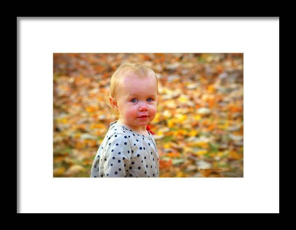 Pics Framed Print featuring the photograph Layla by Tracy Vartanian
