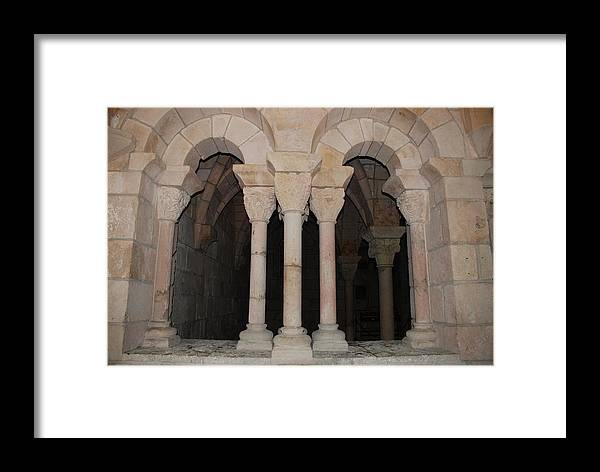 Arches Framed Print featuring the photograph Miami Monastery by Rob Hans