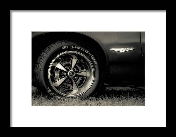 Classic Framed Print featuring the photograph Classic Cars by Mickie Bettez