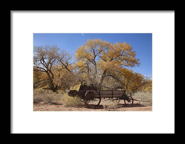 Ericana Framed Print featuring the photograph Americana by Mark Smith