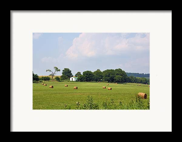 Landscapes Framed Print featuring the photograph A Breath Of Fresh Air by Jan Amiss Photography