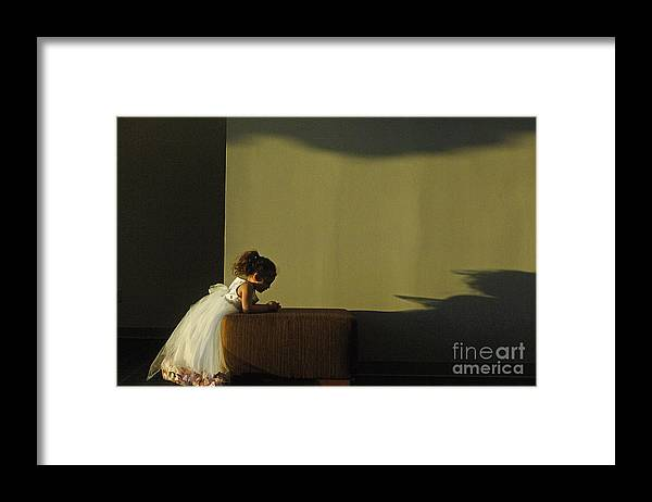 Child Framed Print featuring the photograph A Child's Prayer by Gib Martinez