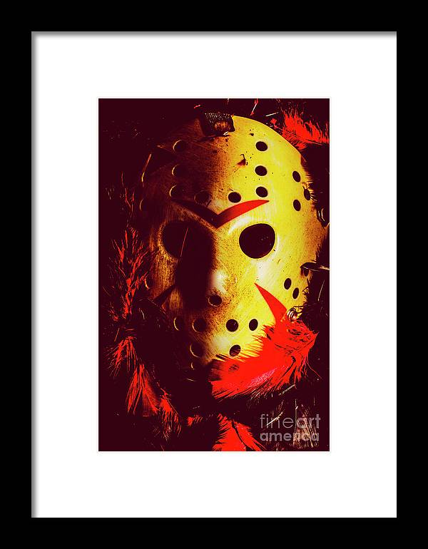 Halloween Framed Print featuring the photograph A Cinematic Nightmare by Jorgo Photography - Wall Art Gallery