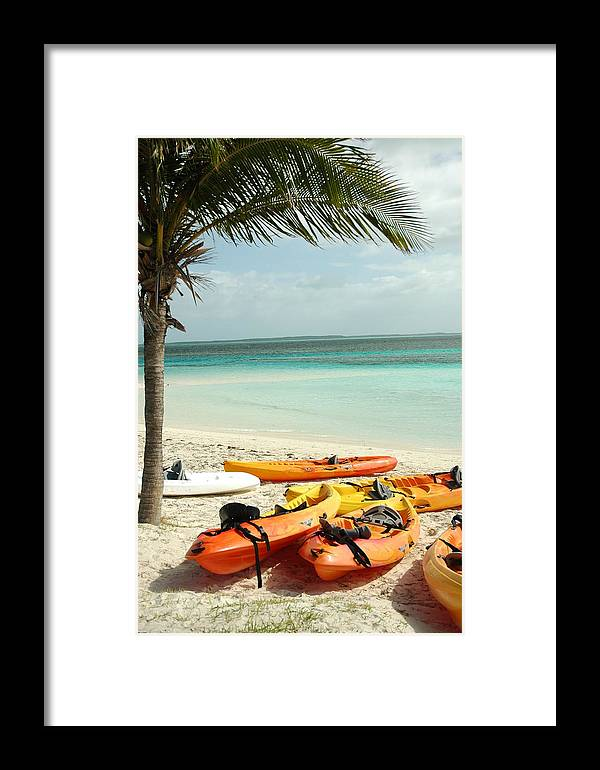 Beach Framed Print featuring the photograph A Day After Play by Lori Mellen-Pagliaro