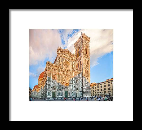 Ancient Framed Print featuring the photograph A Piece Of Heaven by JR Photography