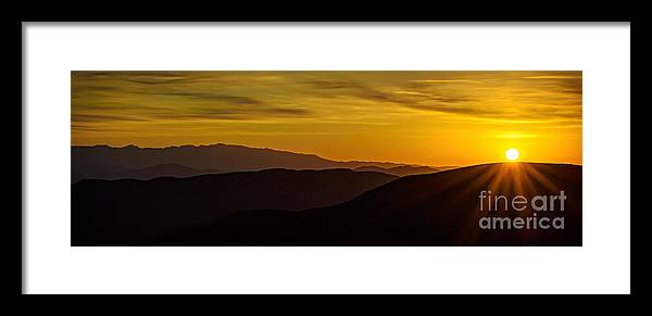 Adventure Framed Print featuring the photograph A Soul's Journey by Charles Dobbs