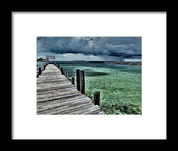 Caribbean Framed Print featuring the photograph Abaco Islands, Bahamas by Cindy Ross