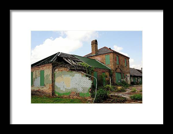 Abandon Framed Print featuring the photograph Abandon by Carl Rich
