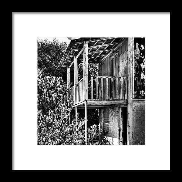 Amazing Framed Print featuring the photograph Abandoned, Kalamaki, Zakynthos by John Edwards