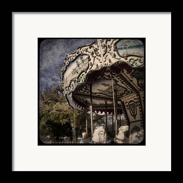 Ttv Framed Print featuring the photograph Abandoned Wonder by Andrew Paranavitana