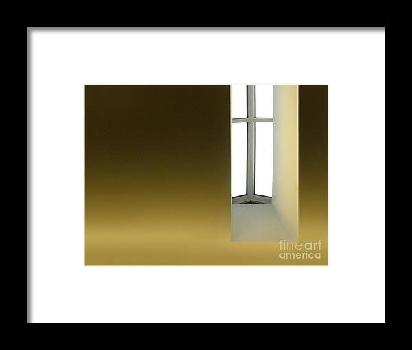 Architecture Framed Print featuring the photograph Above Series 2.0 by Dana DiPasquale