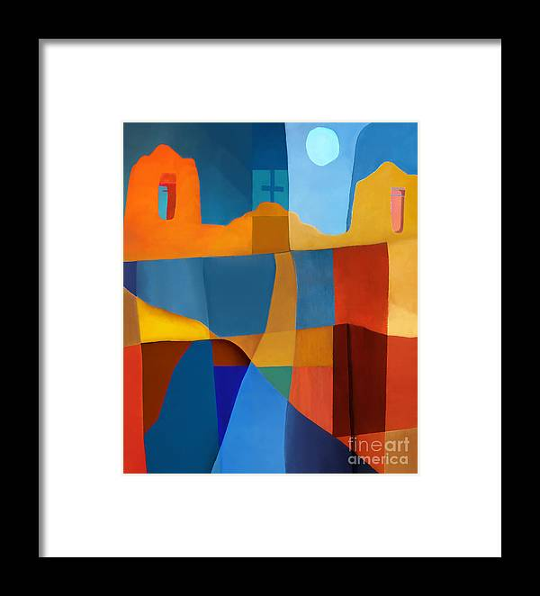 Abstract Framed Print featuring the photograph Abstract # 2 by Elena Nosyreva