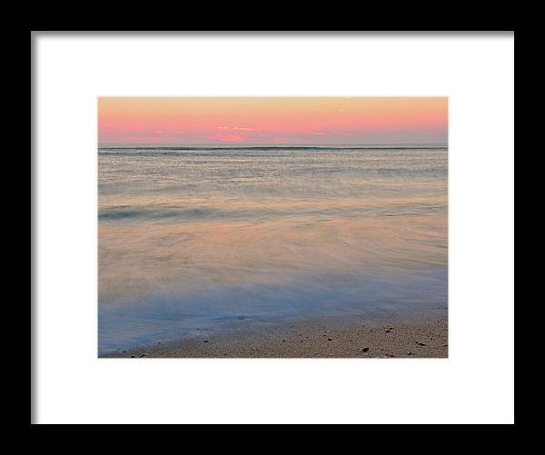 Cape Cod National Seashore Framed Print featuring the photograph Abstract Cape Cod by Juergen Roth