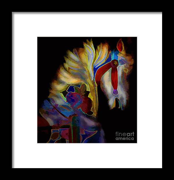 Abstract Framed Print featuring the photograph Abstract No. Twenty Three by Tom Griffithe