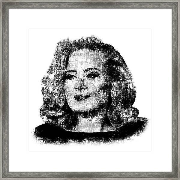 Hello Lyrics Printed Original Artwork Adele