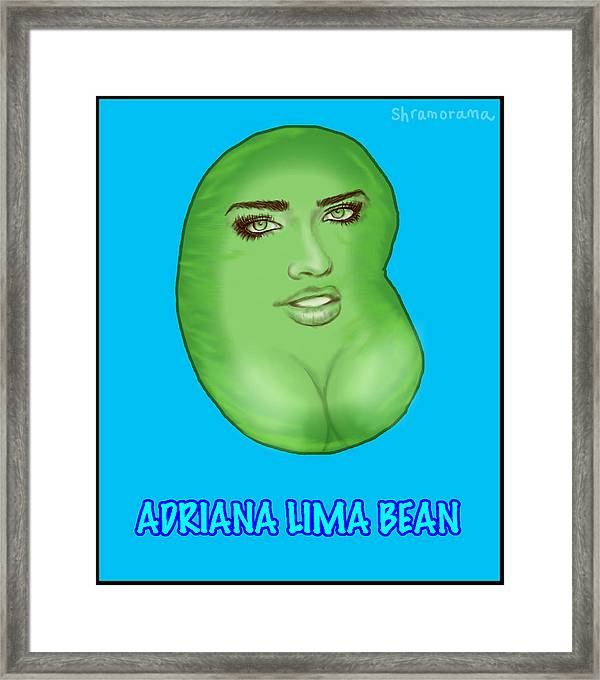Art Print Poster Canvas Adriana Lima/'s